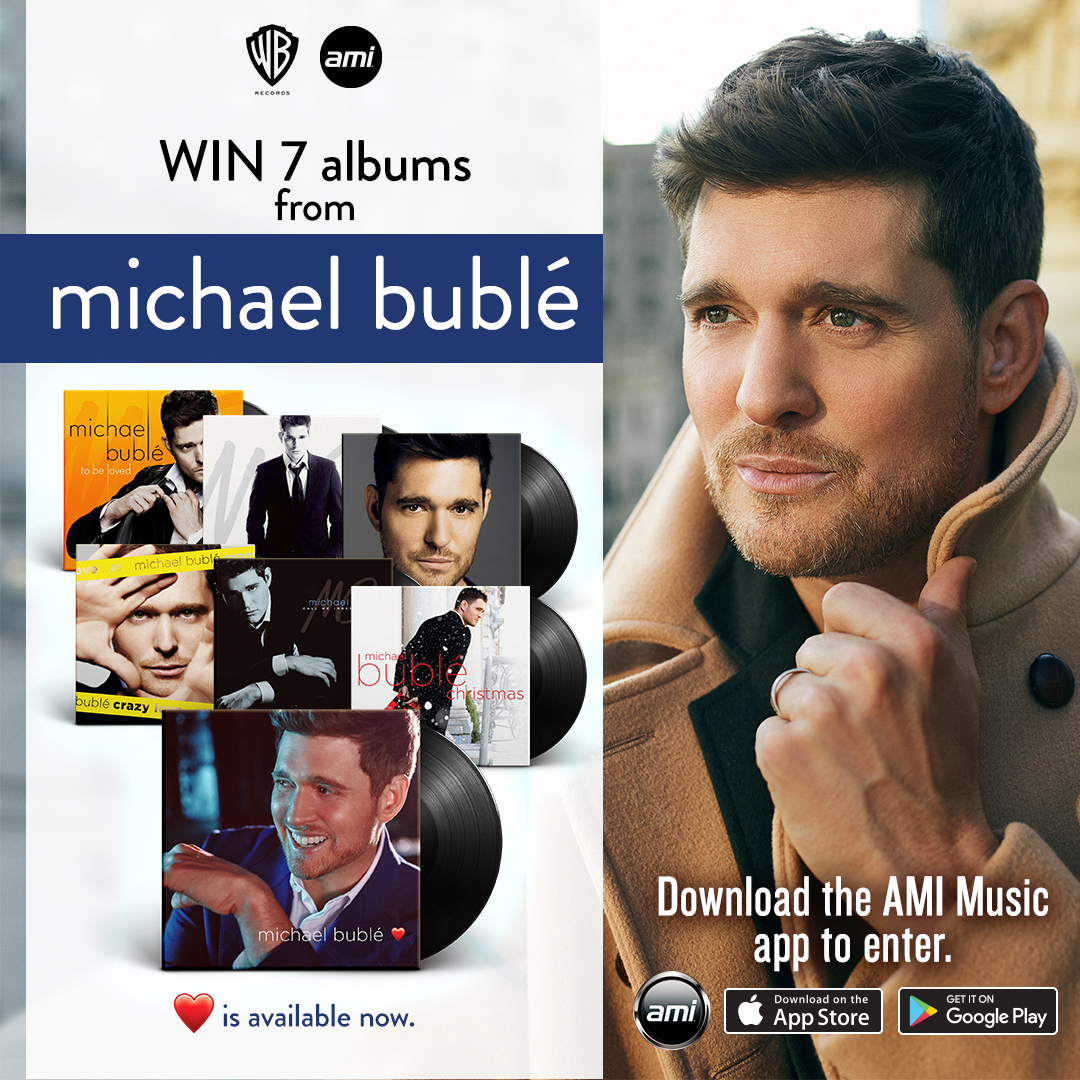michael buble music download
