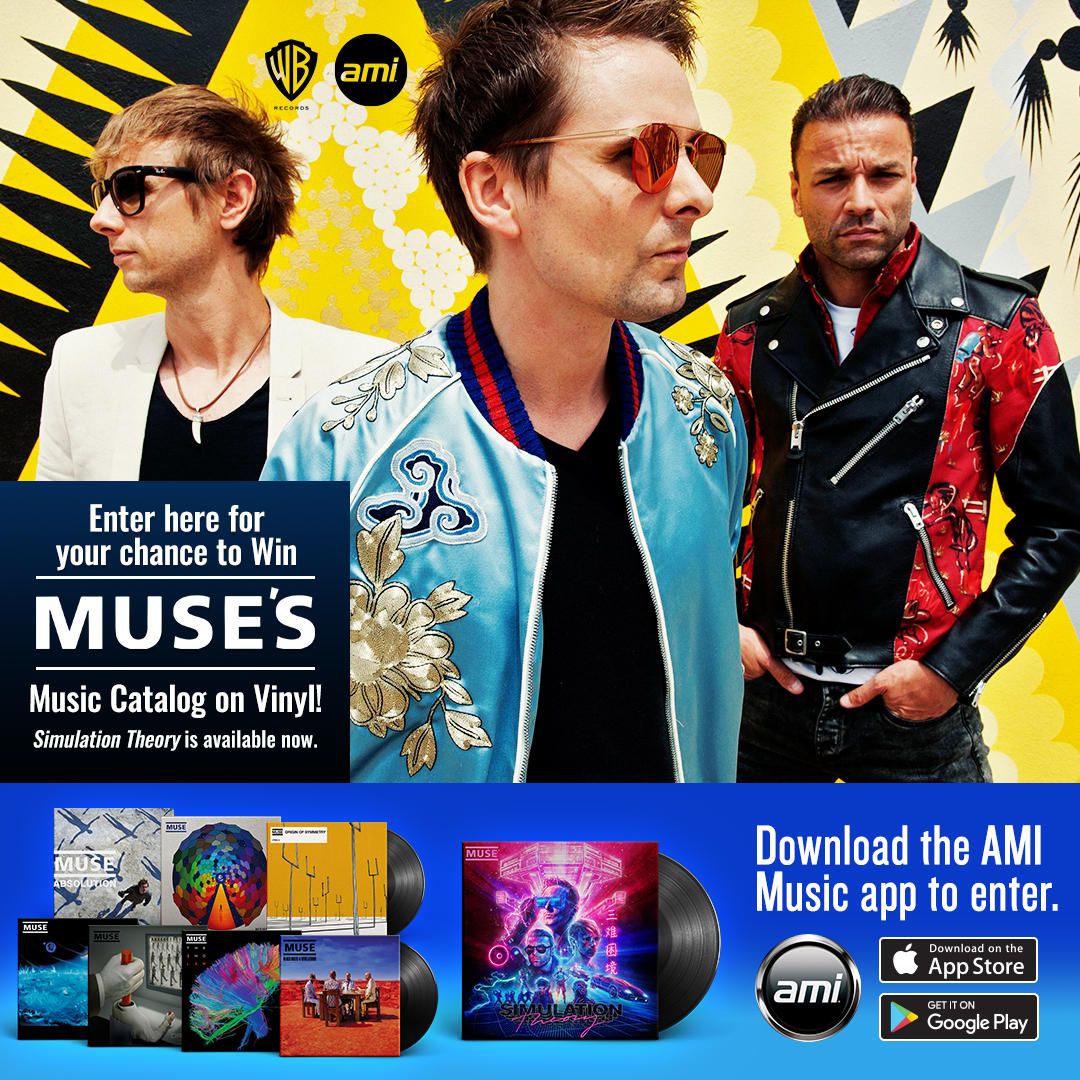 muse download discography